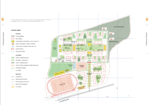 Masterplan of overall site 2